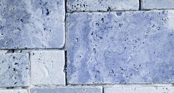 Stone is a stunning building material, when it's kept clean.
