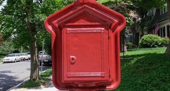 The Burleith call box restoration project, headed by Clean and Polish, was a big success.